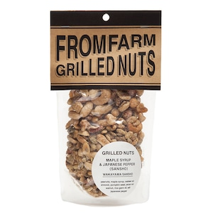 GRILLED NUTS 180g/FROMFARM