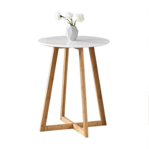round tea table / ラウンド ティーテーブル サークル ウッド 木製 韓国 インテリア 雑貨