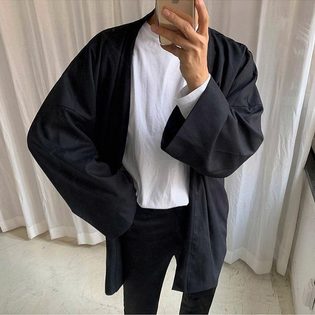 Drop sleeve regular jacket   b-412