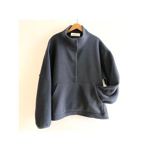C-91287【POLARTEC THERMAL PRO】 Boa Fleece High Neck Pullover