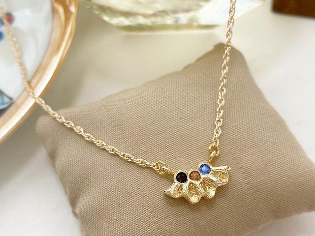 Petite écrin necklace