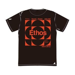 「Ethos」T-shirts (Black)