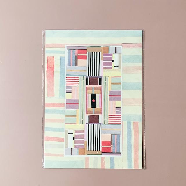 STILLBEN - A5 アートプリント/ポスター - Flag by EVREN TEKINOKTAY