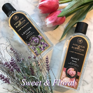 ランプフレグランス(500ml)Sweet&Floral Ashleigh&Burwood