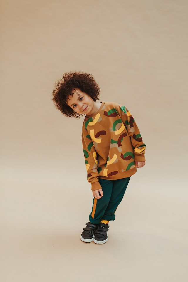 【21AW】カーラインク(CARLIJNQ)Mountain Air sweater camouflage  迷彩 スウェット