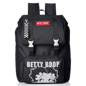【Betty Boop】ベティ・ブープ かぶせリュック/アップ(CR-51098)