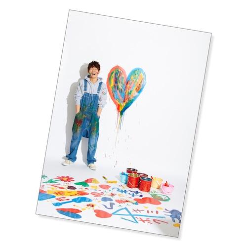 ポストカード「愛ってなんですか?①」