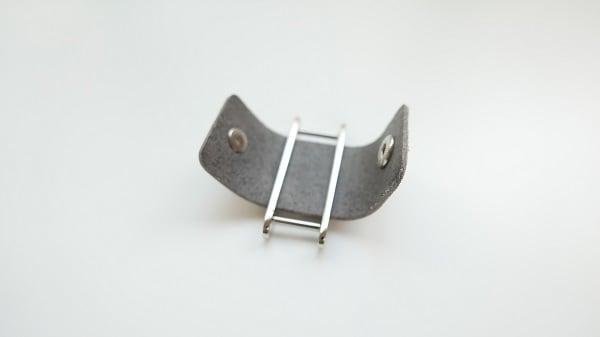 イヤホンコードホルダー ◻︎グレー◻︎ earphone cord holder - 画像2