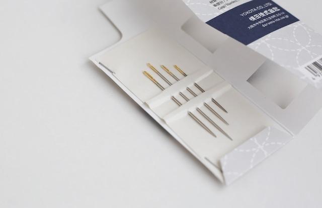 ダルマ刺し子針 / DARUMA SASHIKO needles