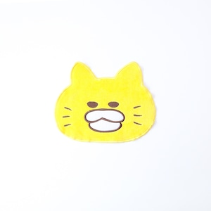 ハンドタオル かお【ノラネコぐんだん】
