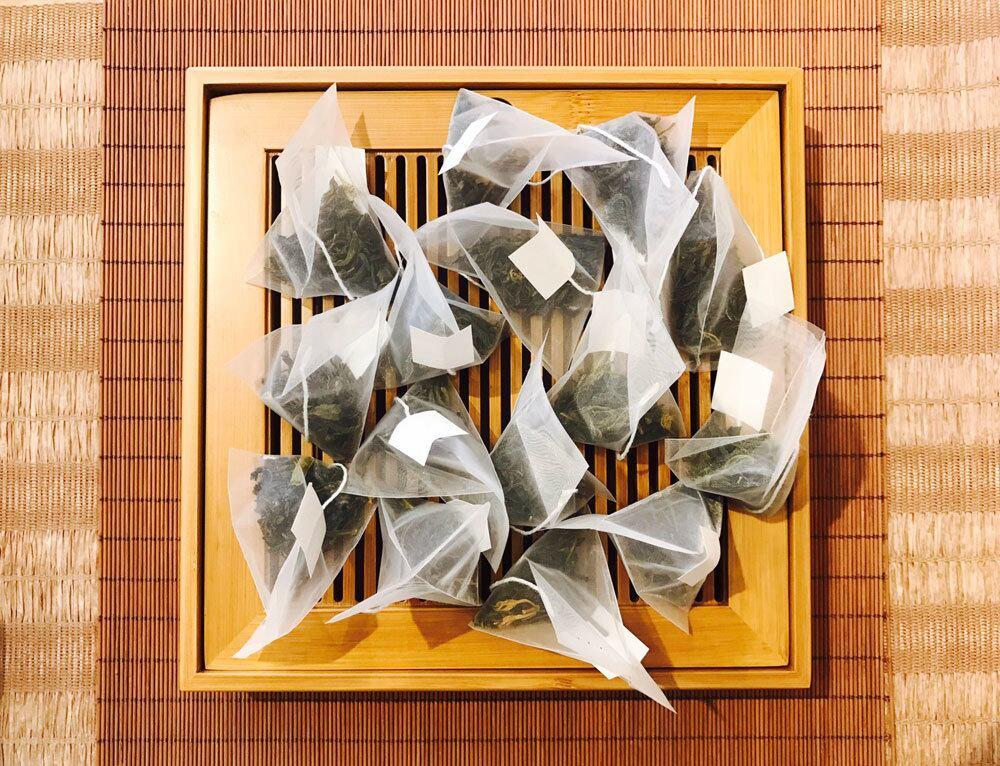 金萱茶/ティーバッグ 15包
