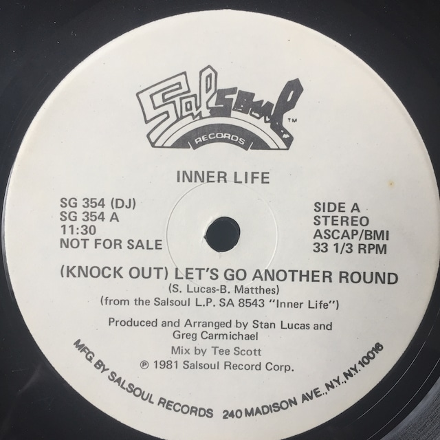 Inner Life – (Knock Out) Let's Go Another Round