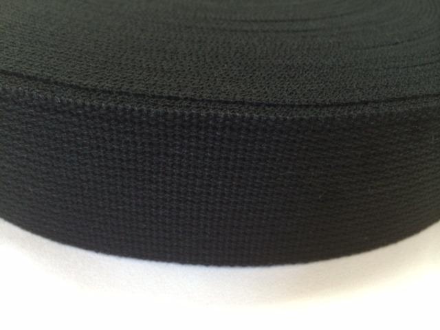 アクリルテープ 50㎜幅 2mm厚 黒 1巻(50m)