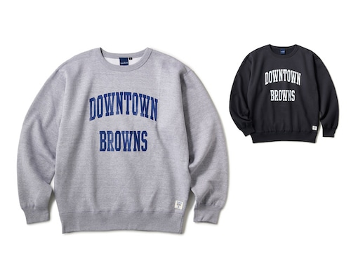 INTERBREED BROWNS College Crew