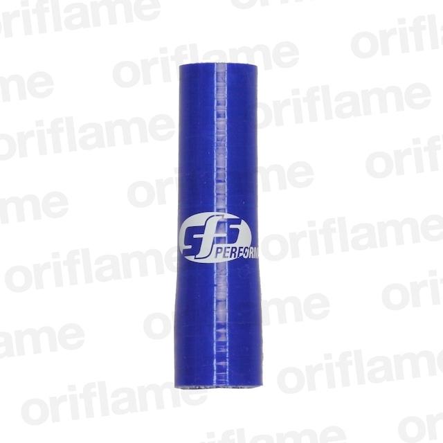 異径・ストレートホース・内径19 x 16mm・ブルー