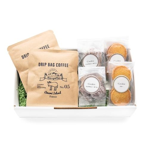 珈琲と焼菓子のセット gift-C
