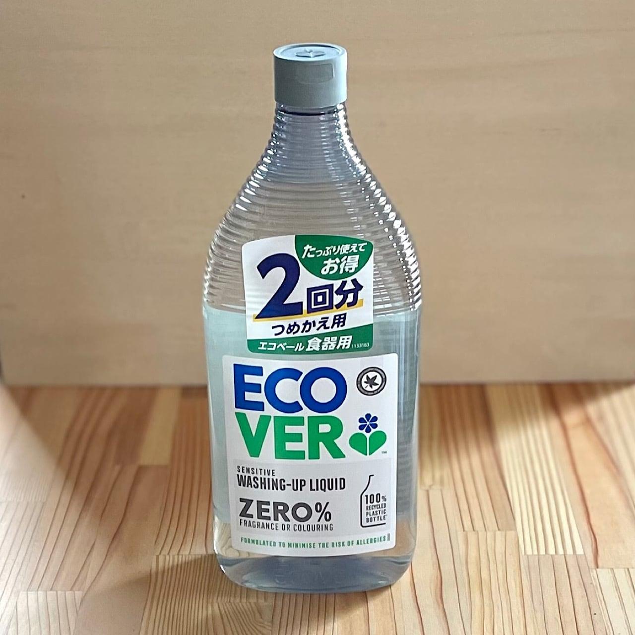 エコベールゼロ 食器用洗剤(詰替用)