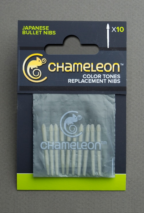 Chameleon Pen Replacement Bullet Nib (カメレオンペン 交換用ラウンドニブ)