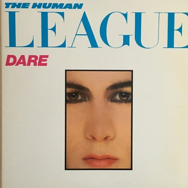 【LP・米盤】Human League / Dare