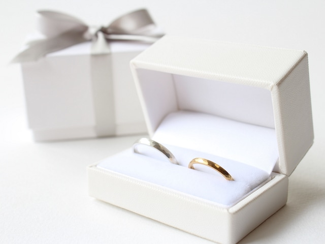 Pairing box Gift wrapping