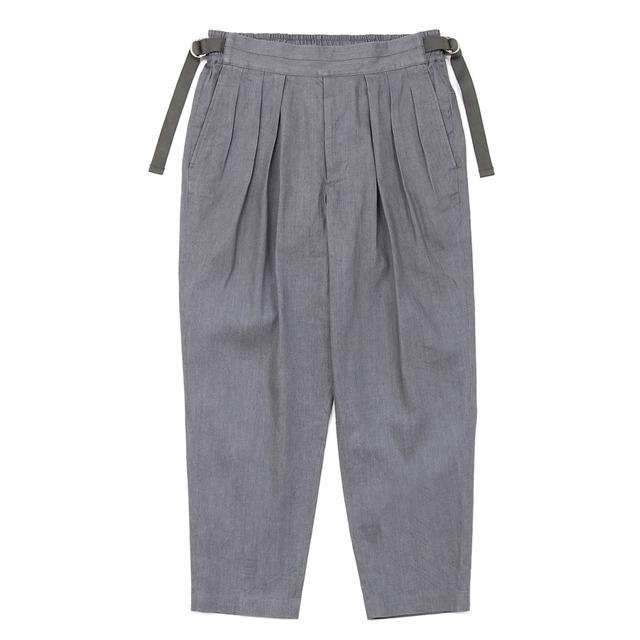 【SAYATOMO】 Hakama Denim Pants