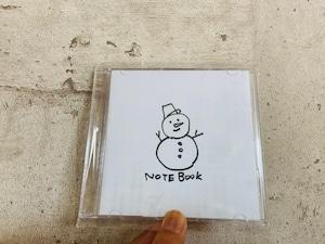 平松稜大(たけとんぼ)/ 2nd「冬のノートブック」