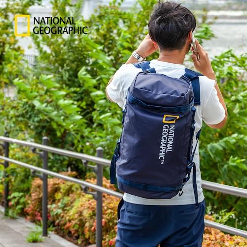 NAG-13085 [クーポン対象]ボストンデイパック 35L Nationalgeographic ナショナルジオグラフィック