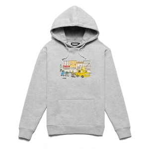 Chrystie Monster pullover sweater Ash Grey