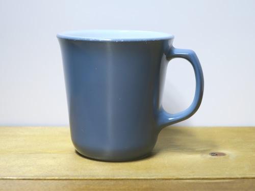 Pyrex パイレックス カラー ブルーグレー