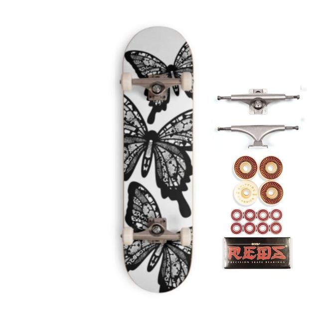 Brack Butterfly スケートボードコンプリートプレミアム