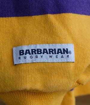 USED BARBARIAN RUGGER SHIRT