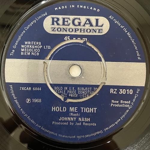 Johnny Nash - Hold Me Tight【7-20716】