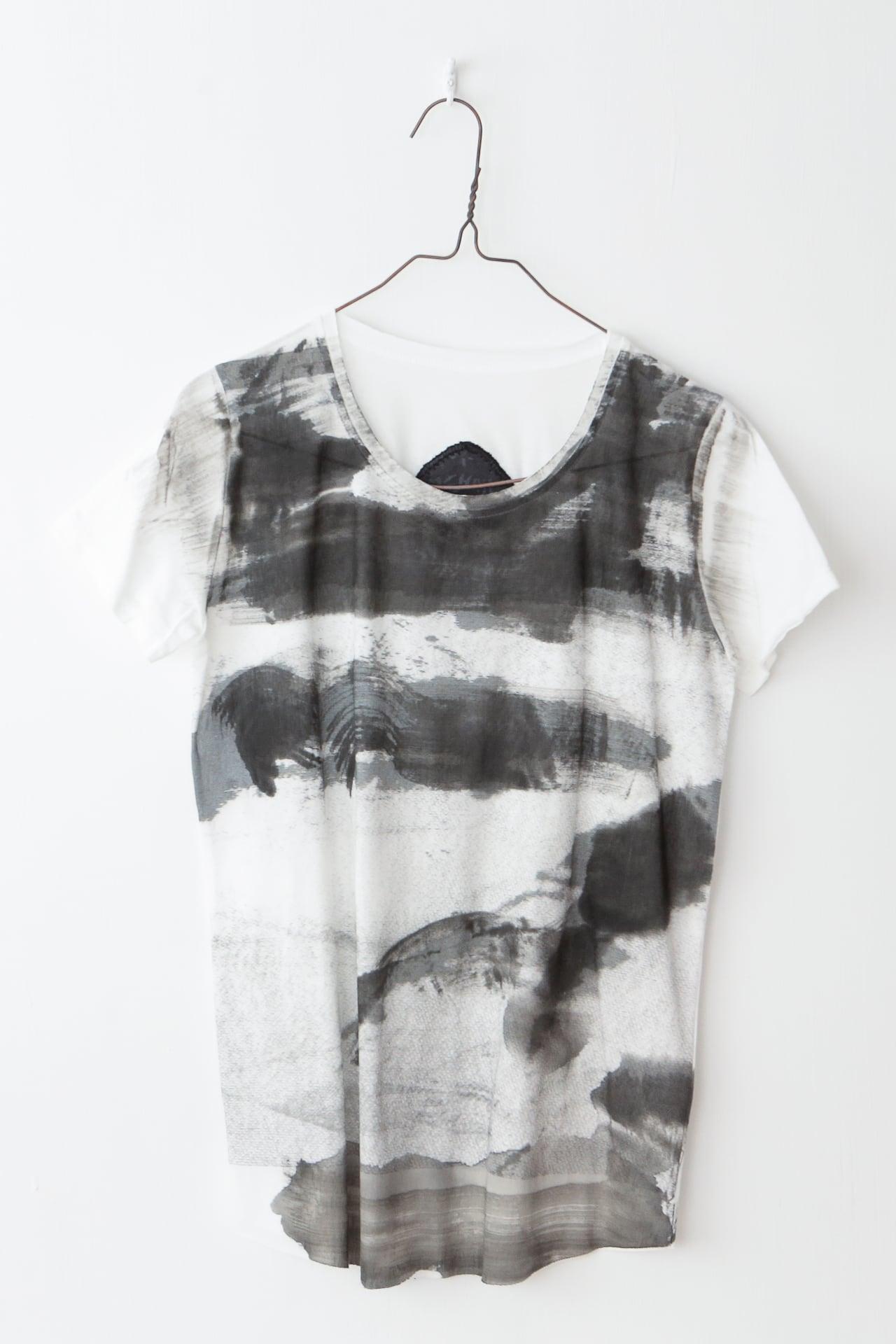 Tshirt【COTTON コットン】[Hand Painted]CS2117[税/送料込]