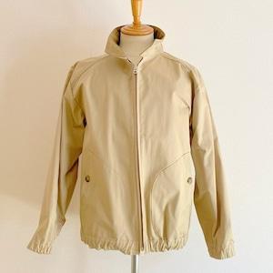 VENTILE GEAR Chino Cloth Set-in G9 Blouson Chino Beige