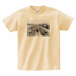 【ロゴ間違い】ダカールTシャツ(ナチュラル)