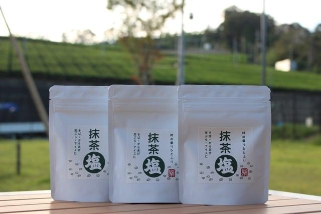 抹茶塩 3袋セット