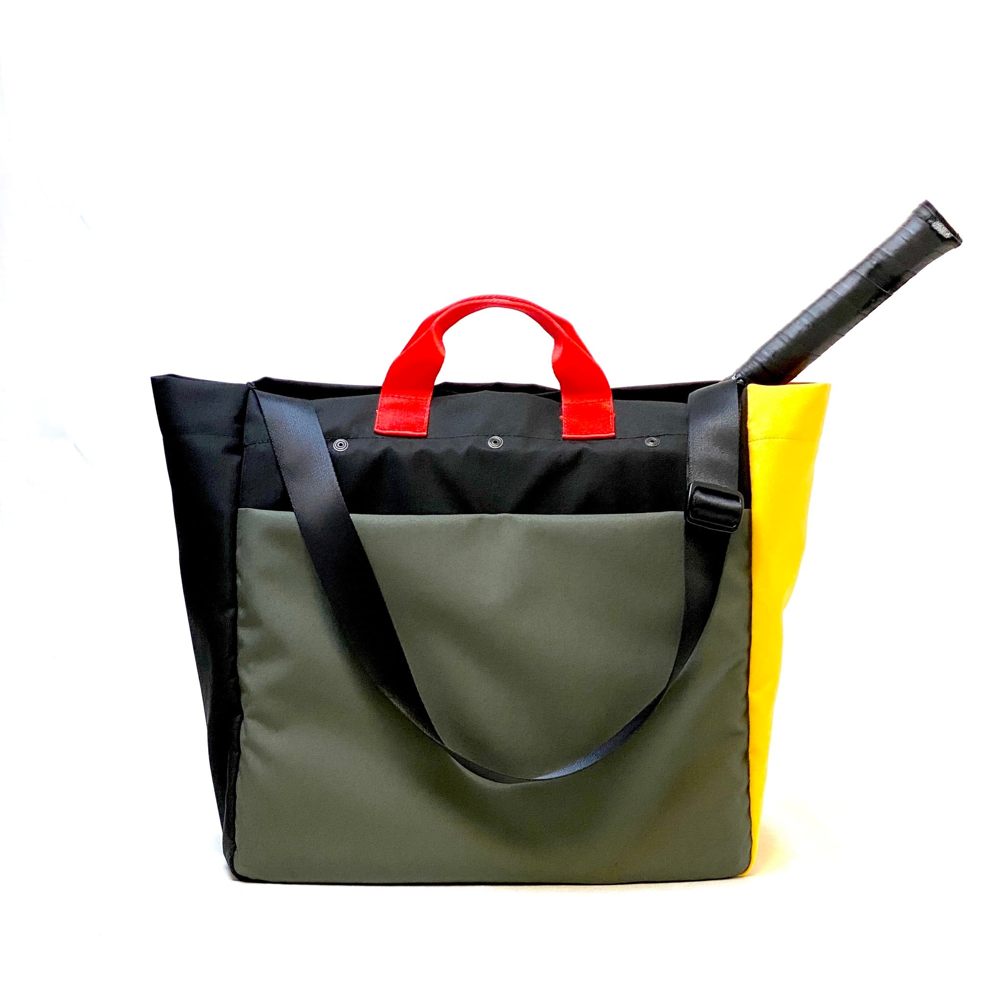 Oxford/Racket tote/Large/ CC