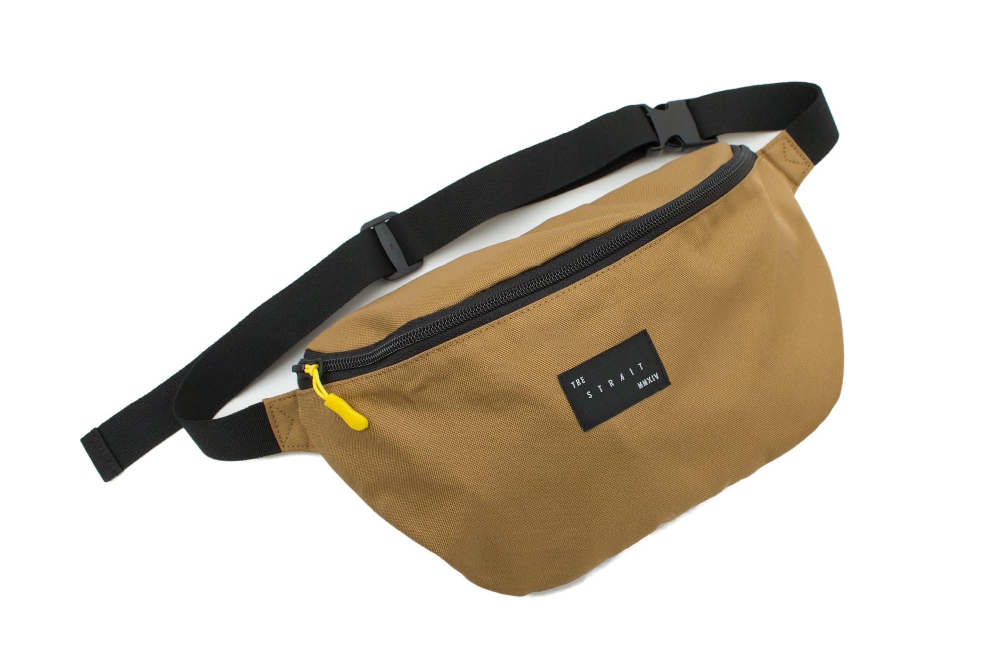 TAG BODY BAG #COYOTE BROWN