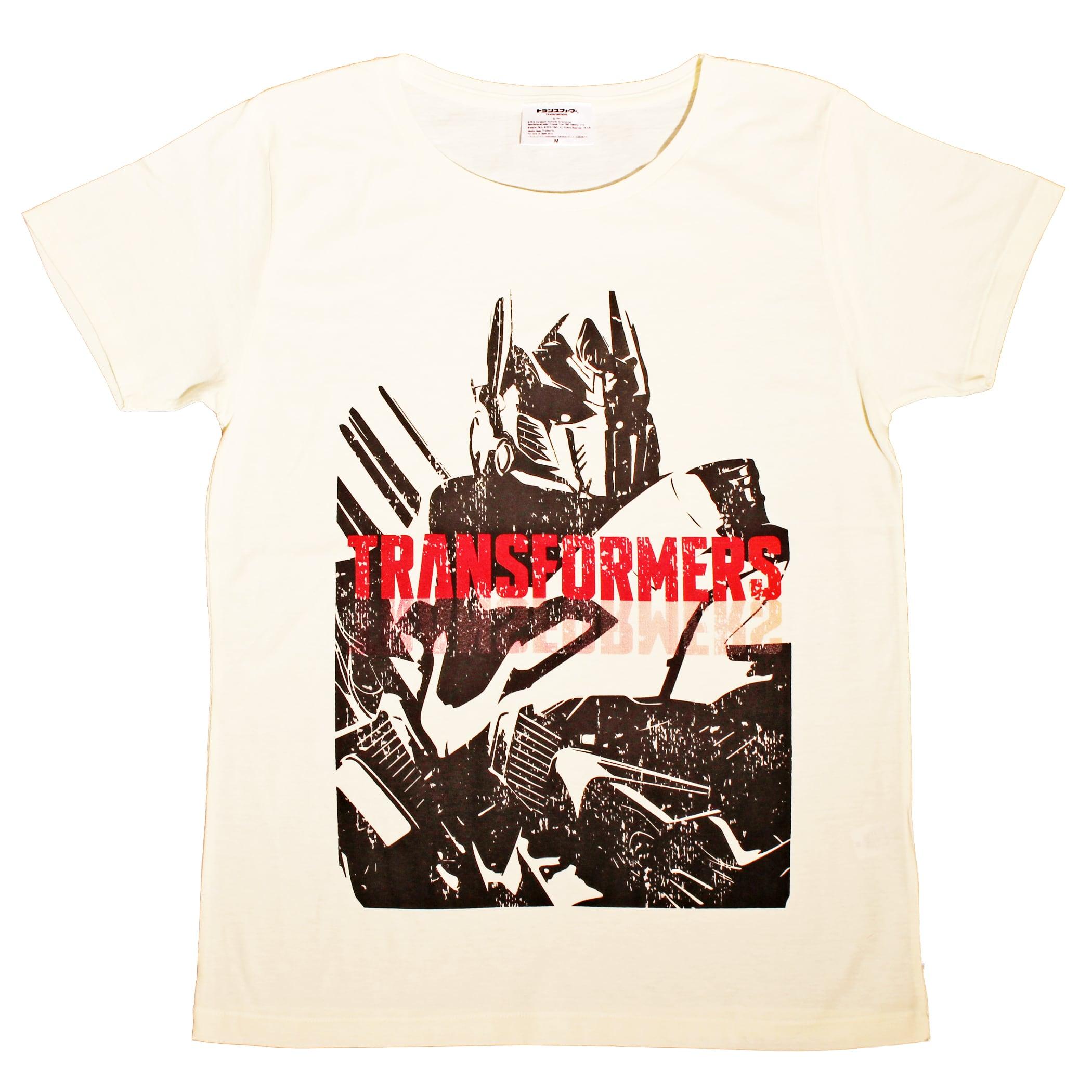 【トランスフォーマー】映画:トランスフォーマー・ロストエイジ オプティマス・プライムアートグラフィックTシャツ