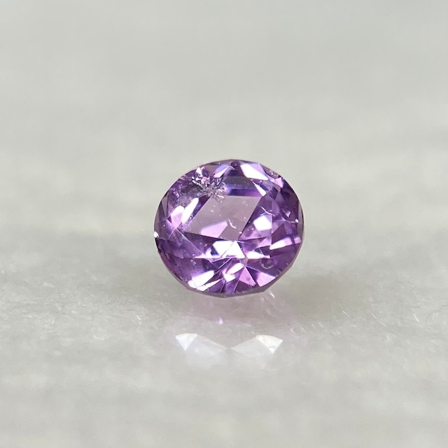 ローズカットサファイア 紫系 約2.9mm r-0147