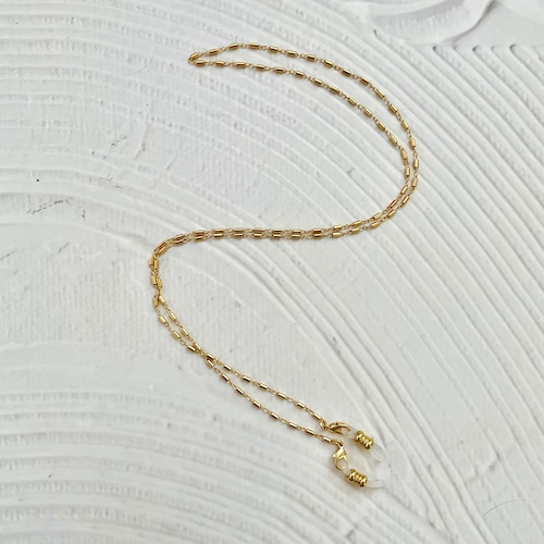 【GF6-1】gold filled 3way chain