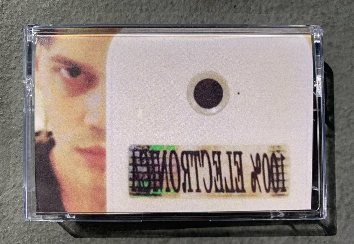 George Clanton / 100% Electronica(300 Ltd Cassette)