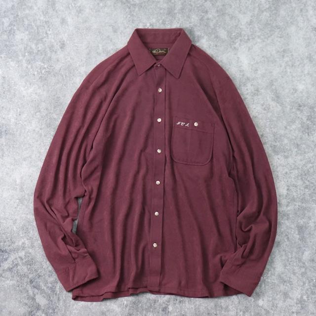 "1970s  "" the Denver ""   L/S  Shirts   L b225"