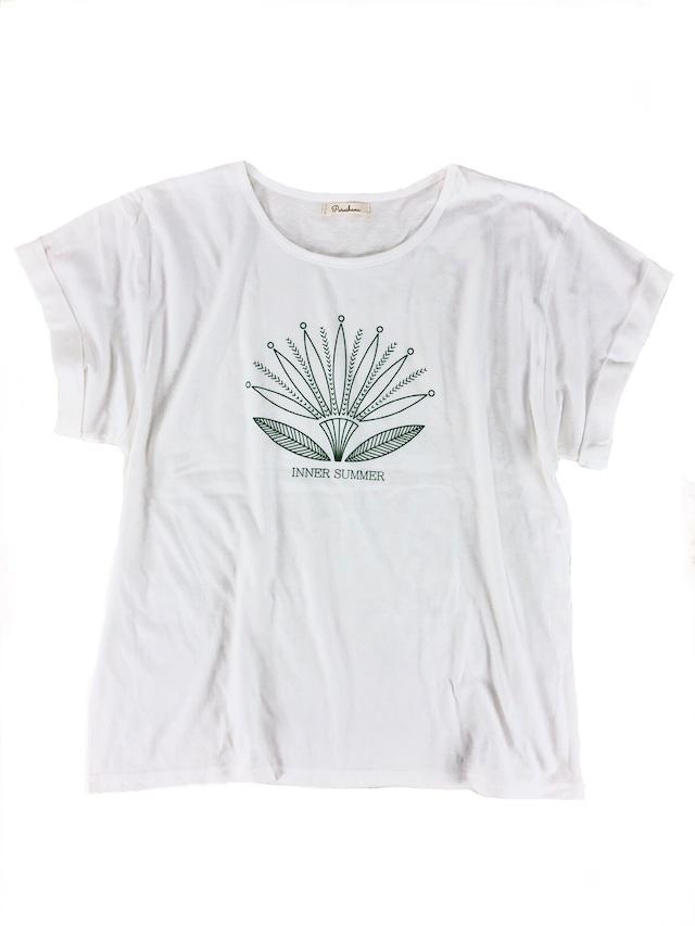 Inner season T-shirts 【 Inner Summer 】