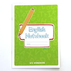 【English Notebook(6mm)