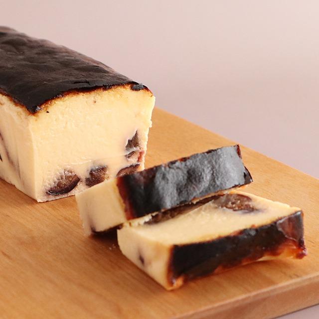 【9月限定・紙箱入り】いちじくのバスクチーズケーキ