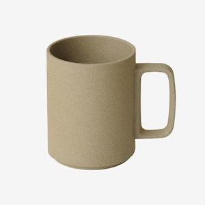 HASAMI PORCELAIN (ハサミポーセリン) Mug cup (Natural / ナチュラ) HP021【85x106】 Lサイズ