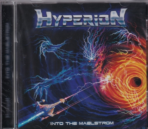 HYPERION (ITA) 『Into the Maelstrom』