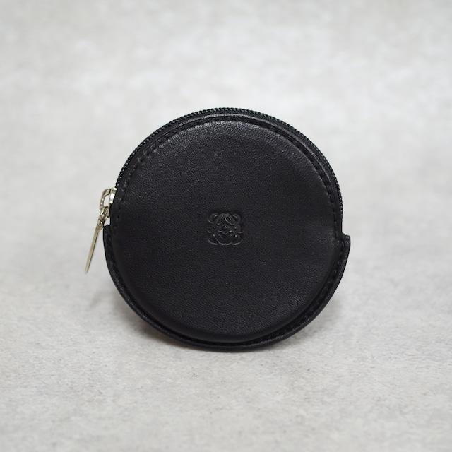LOEWE ロエベ コインケース レザー ブラック