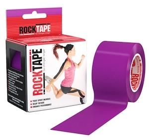 ロックテープ-スタンダード-パープル / ROCKTAPE 5cm*5m  standard Purple